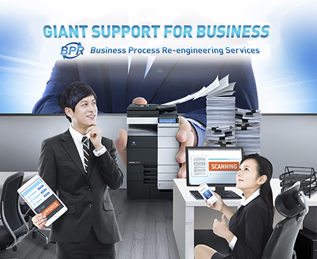 Business Process Re-engineering Services